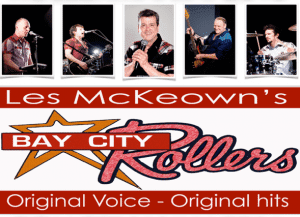 Bay City Rollers Rollermania 2016