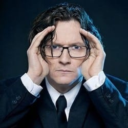Ed Byrne comedy Outside Looking In uk Tour