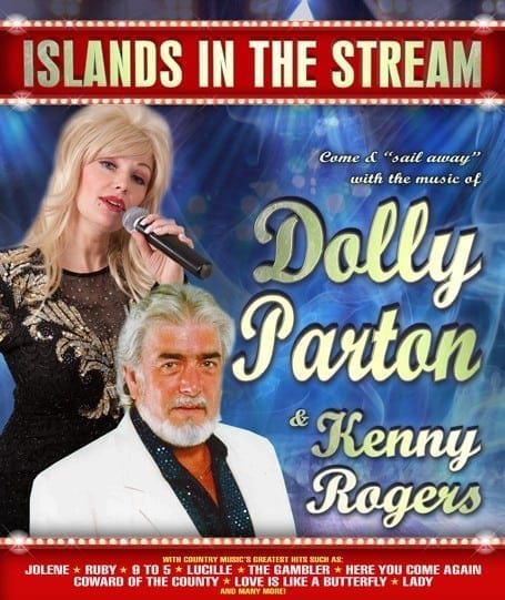 Kenny Rogers Islands In The Stream Album