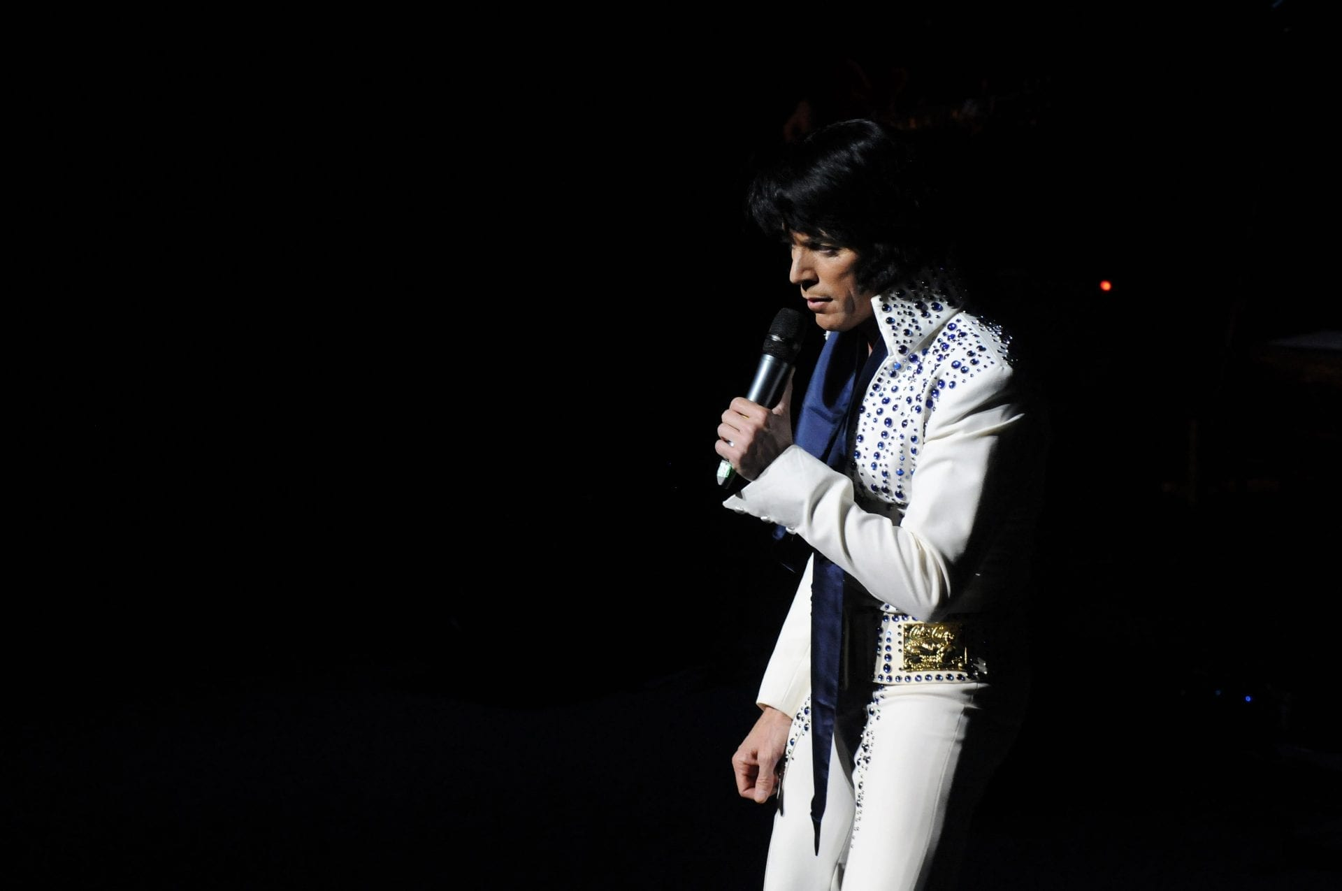 Lee Memphis King One Night Of Elvis Tivoli Theatre
