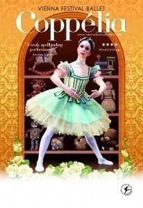 Vienna Festival Ballet Coppelia 2015 uk tour ballet dance