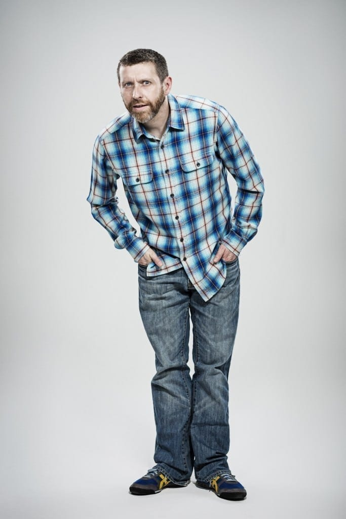 Dave gorman 2015 tour uk comedy