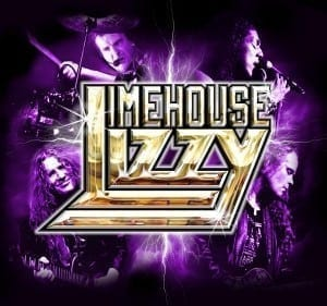 Limehouse Lizzy rock music uk tribute