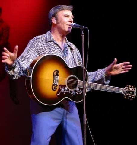 Marty Wilde and the Wilde cats uk tour music rock n roll
