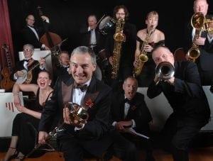 Tuxedo Jazz Orchestra 2016 Tivoli Theatre