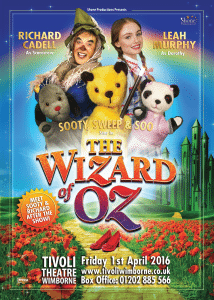 Wizard Of Oz Sooty