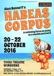 Wimborne Drama Habeas Corpus