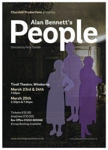 Churchill Productions People Alan Bennett