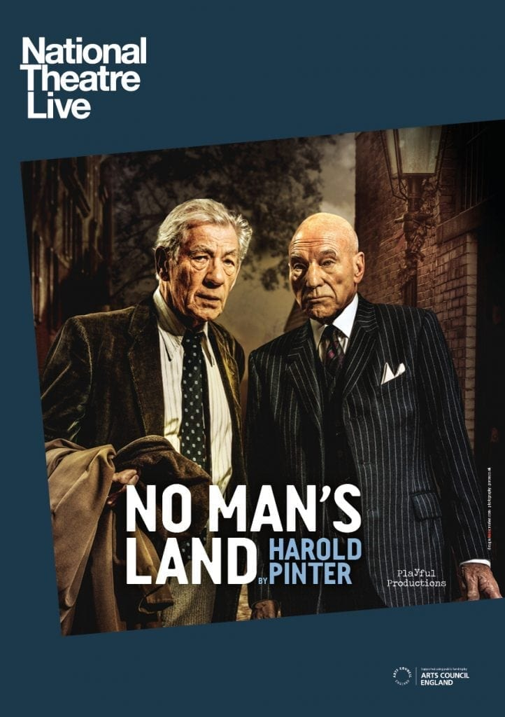 NT Live No Man's Land Portrait Listings Image UK